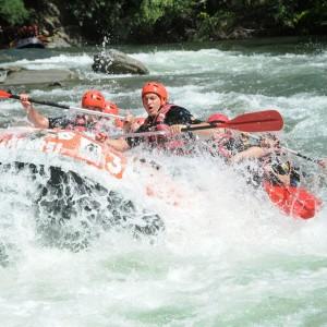 Sort Rafting