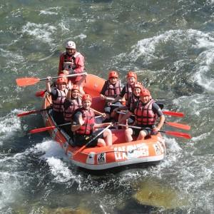 Llavorsí Rafting