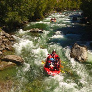Rafting Aventura Noguera Pallaresa